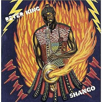 Peter King - Shango [CD] USA import