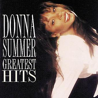 Donna Summer - Greatest Hits CD] USA import