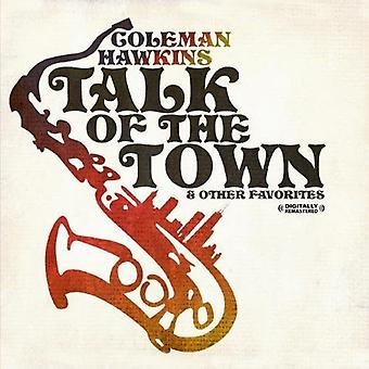 Coleman Hawkins - It's the Talk of the Town & Other Favorites [CD] USA import