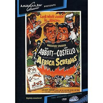 Gritos de África (1949) [DVD] los E.e.u.u. la importación