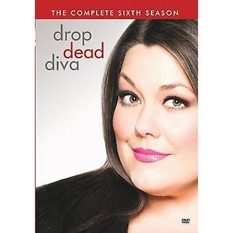 Drop Dead Diva: Sixth Season [DVD] USA import