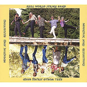 Reel World String Band - Mountain Song: Reflections [CD] USA import