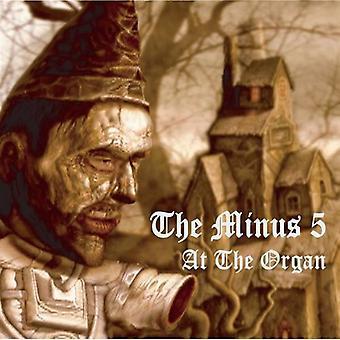 Minus 5 - på orgel EP [CD] USA Importer