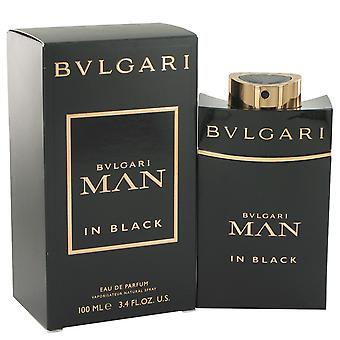 Bvlgari Men Bvlgari Man In Black Eau De Parfum Spray By Bvlgari