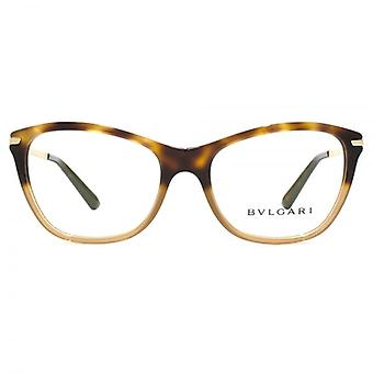 Bvlgari BV4147 Glasses In Havana Gradient Brown