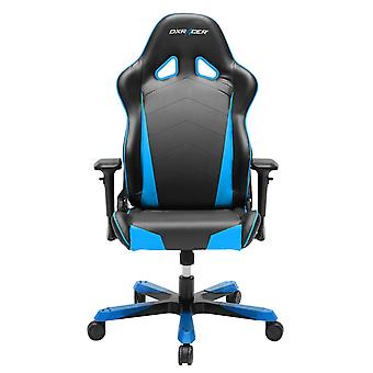 DX Racer DXRacer OH/TS29/NB Big and Tall Office Chairs For Heavy People PU Computer Chair(Black/Blue)