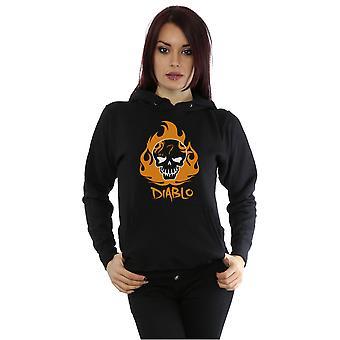 Suicide Squad Women's El Diablo Icon Hoodie