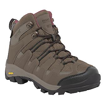Regatta Great Outdoors Womens/Ladies Lady Burrell Lace Up Hiking Boot