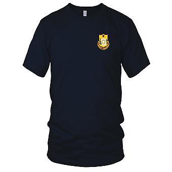 Ejército de los EE.UU. - 159o Batallón de Artillería de Campo bordado Parche - Versión B Camiseta de Hombres