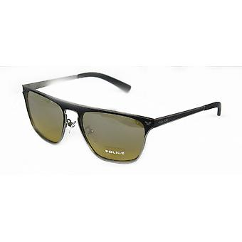 Police S8978 W01X HISTORY 2 Aviator Sunglasses