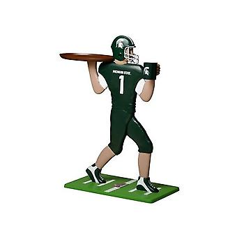 My Wingman Michigan State University Spartans Football Player Accent Table