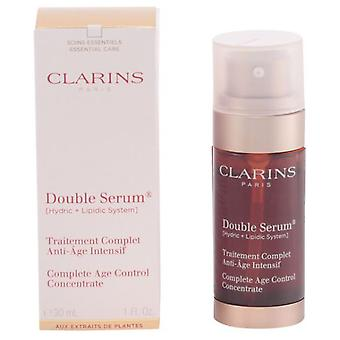 Clarins Double Serum Traitement Complet Anti-Âge Intensif 30 Ml
