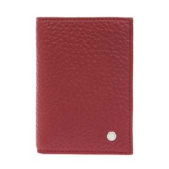 Orciani men SU0045RED red leather wallets