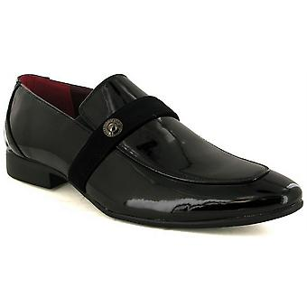 Mens New Slip On Wedding Dress Office Work Smart Formal Pointed Shoes