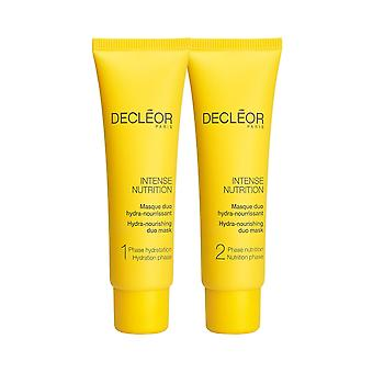 Decleor Intense Nutrition Hydra-Nourishing Duo Mask 2 x 25ml