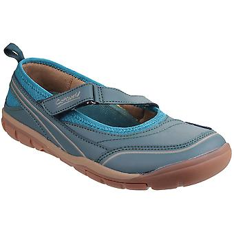 Cotswold Womens/Ladies Appleton Ballet Style Casual Shoes