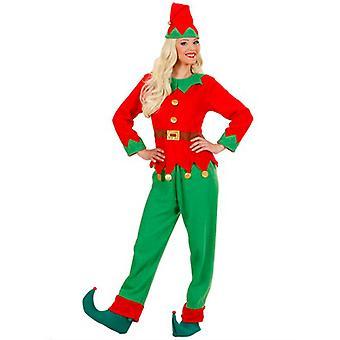 Santas Little Helper Elf kvinna