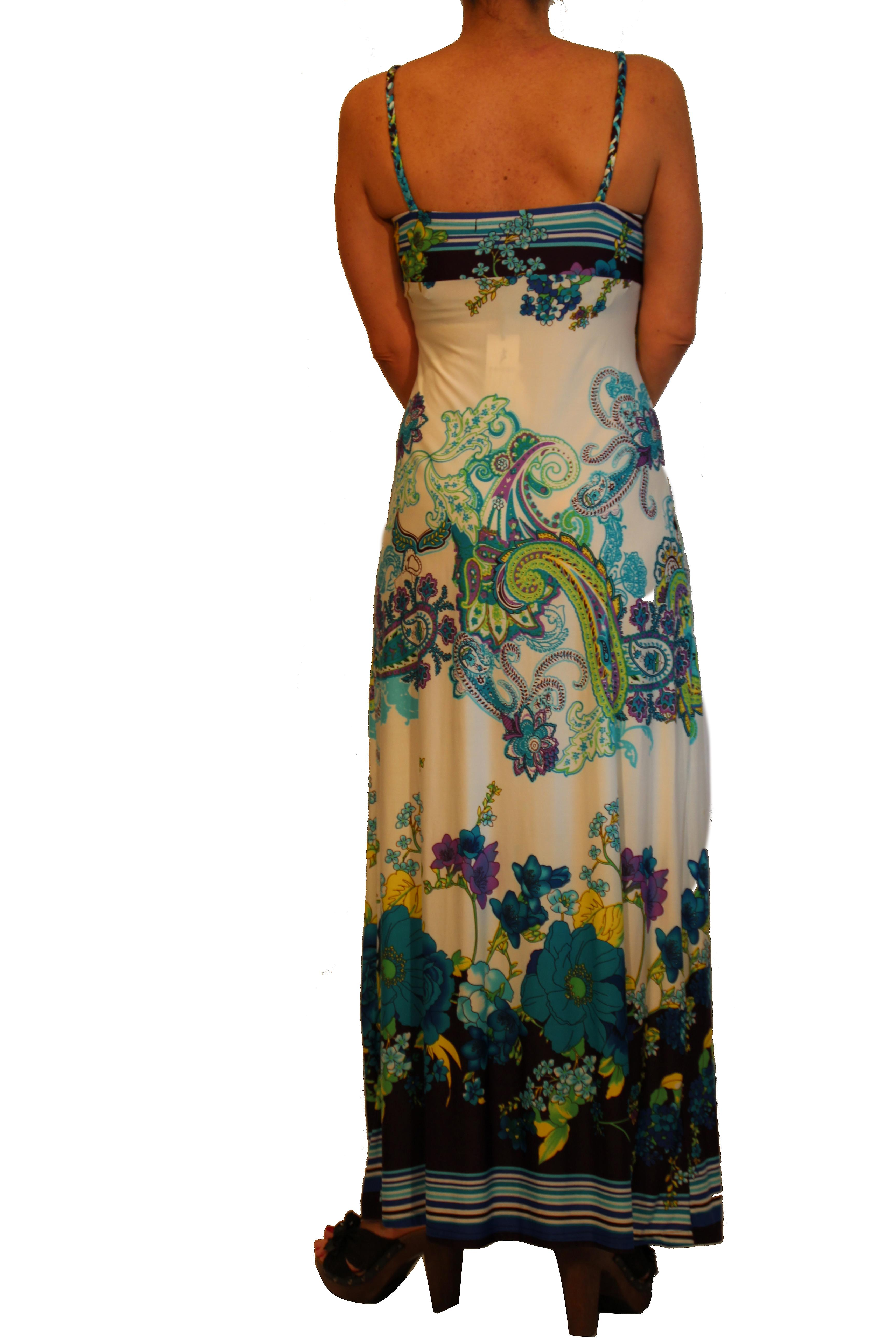 Waooh - Fashion - Long flower dress