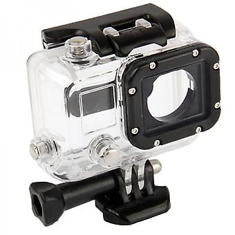 Underwater housing for GoPro Hero 3 with lens protection