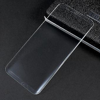 Premie 0.3 mm gebogen hardglazen transparantenfolie voor Samsung Galaxy touch 8 N950 F