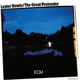 Lester Bowie - importazione USA Great Pretender [CD]