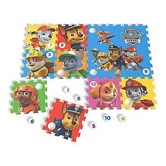 Tatamiz Princess Foam Mat Puzzle 12 Pieces (TTMZ212)