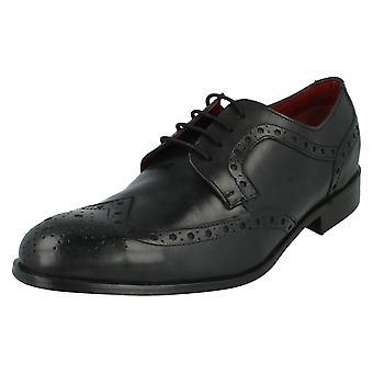 Mens Maverick Shoes Style - A2082 Black Size 8