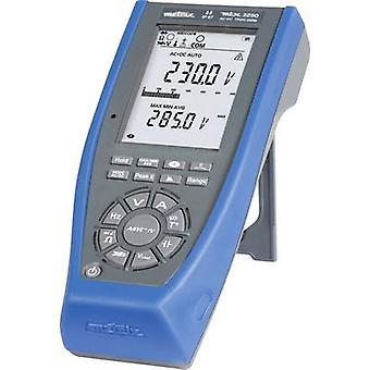 كاليبراتيد متعدد Metrix MTX3290 يده إلى: معايير الشركات المصنعة (لا الشهادة)