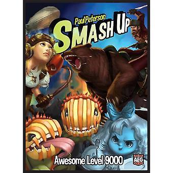 Smash Up Expansion: Awesome Level 9000