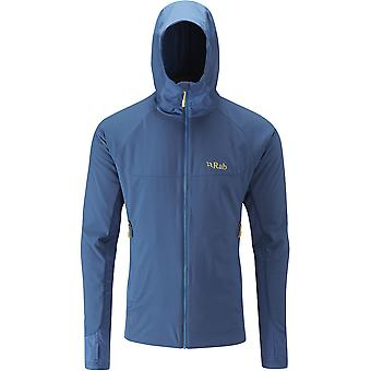 Rab Mens Alpha Flux Jacket Waterproof and Lightweight Sport ?lothing