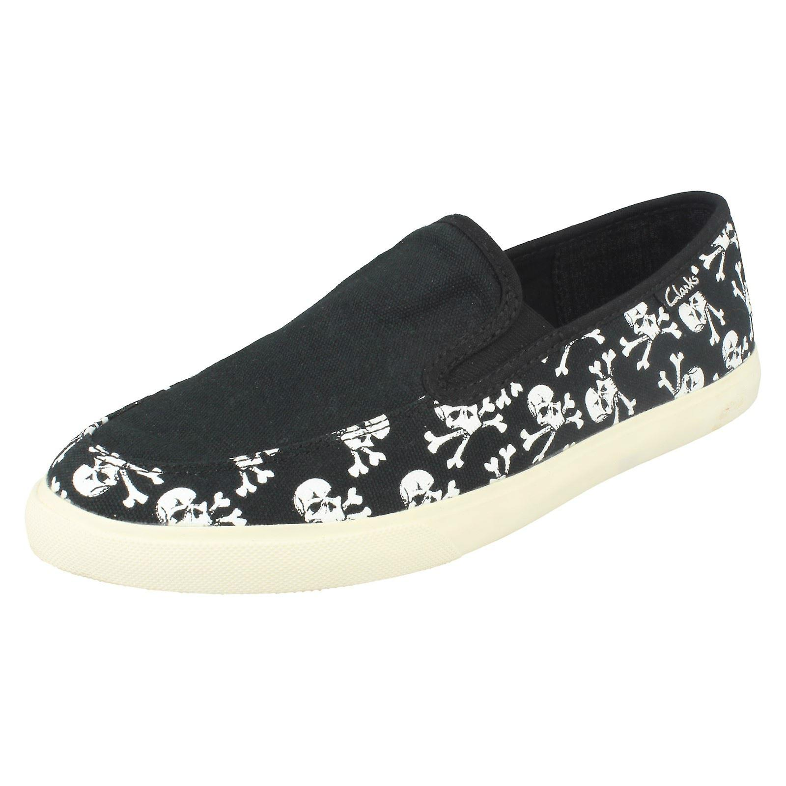 Boys Clarks Casual Casual Casual Shoes Club Sand 4a5725