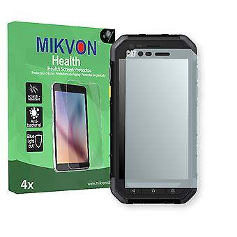 Cat S30 Screen Protector - Mikvon Health (Retail Package with accessories)