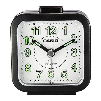 Casio TQ141-1 Beep Alarm Clock (black)