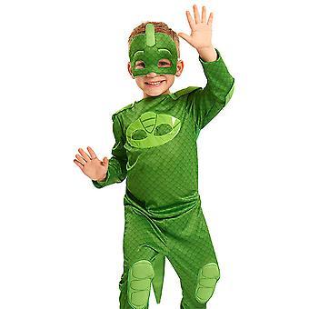 Pj Masks Gekko Costume Set