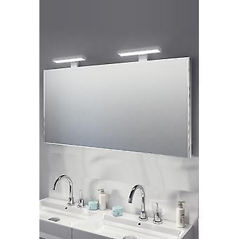 Jefe superior luz espejo con sensor, máquina de afeitar toma k485