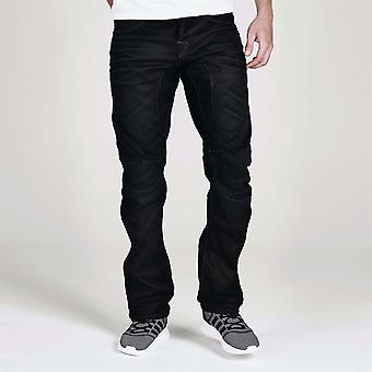 Jack and Jones Mens Stan Osaka Jeans Trousers Pants Bottoms Buttoned Fastening
