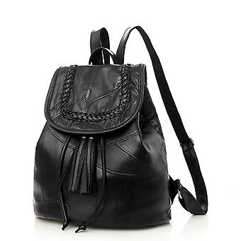 Backpack in genuine sheepskin, LAMM0970