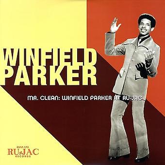 Winfield Parker - Mr Clean: Winfield Parker en importación de EEUU de Ru-Jac [vinilo]