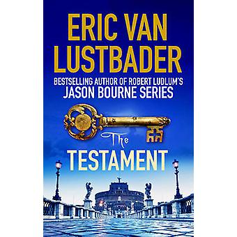 I testamentet av Eric van Lustbader - 9781784080440 bok