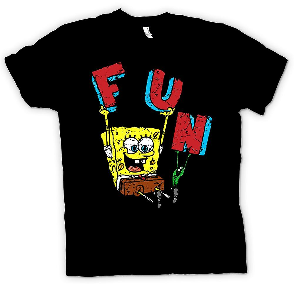 Kids T-shirt - Sponge Bob - Fun