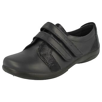 Ladies Padders Dual Fit Extra Wide Fitting Shoes Verse