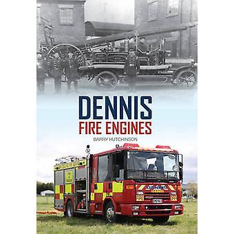 Dennis Feuerwehrautos von Barry Hutchinson - 9781445646077 Buch