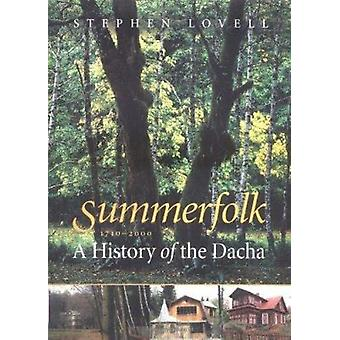 Summerfolk - A History of the Dacha - 1710-2000 by Stephen Lovell - 97