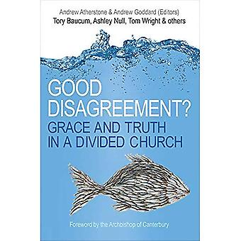 Good Disagreement?: Grace and Truth in a Divided Church