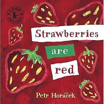 Les fraises sont rouge (coup d'oeil à l'intérieur)