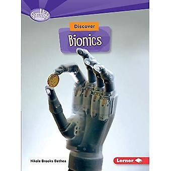 Löydä bioniikka (valonheitin kirjat, on hienoa tieteen?)