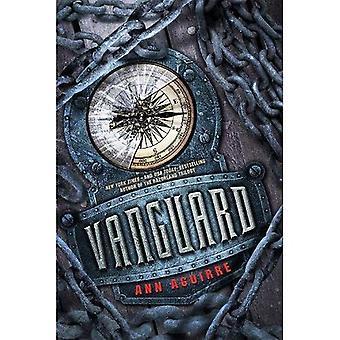 Vanguarda: Um romance Razorland Companion