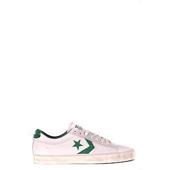 Zapatillas Converse cuero blanco