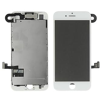 Stuff Certified ® iPhone 8 Pre-assembled Screen (Touchscreen + LCD + Parts) AAA + Quality - White + Tools