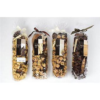 Naturliga pott Pourri 100G Pack - uppsättning 4 förpackningar